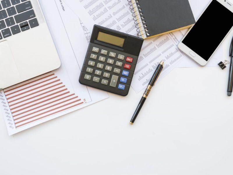 Usługa - Usługi rachunkowe